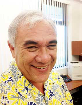 William J. Ailā, Jr., Deputy to the Director
