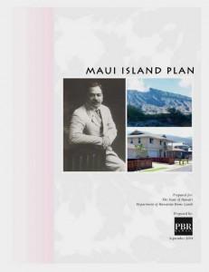 Maui Island Plan 2004