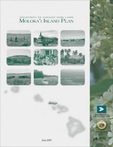 Moloka'i Island Plan 2005