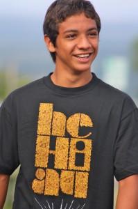 heHIau logo shirt