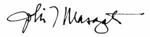 Jobie Masagatani signature