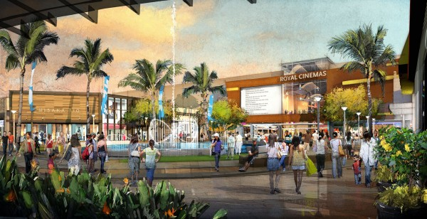 New renderings of Ka Makana Ali'i released today.