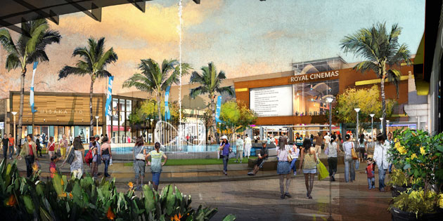 DeBartolo Announces Expanded Ka Makana Alii Phase One