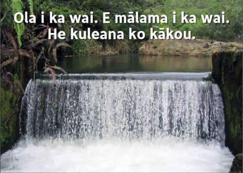 Ola I Ka Wai