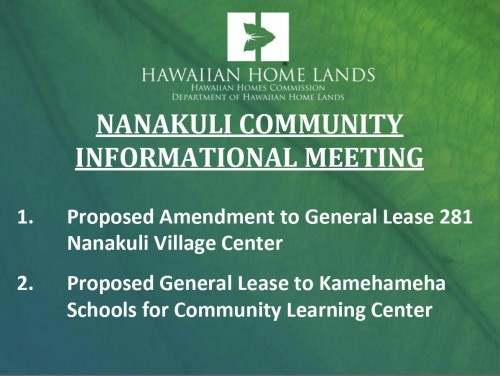 Click to download a PDF of the Powerpoint presentation from tonight's meeting.