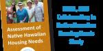 HUD Native Hawaiian Housing Study