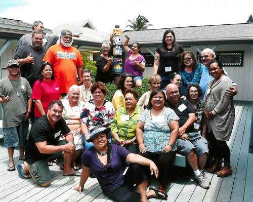 Ford Institute Maui 2014 cohort