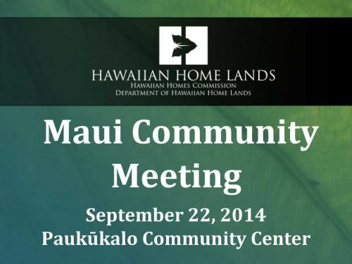 140922-HHC-Maui-Community-Mtg