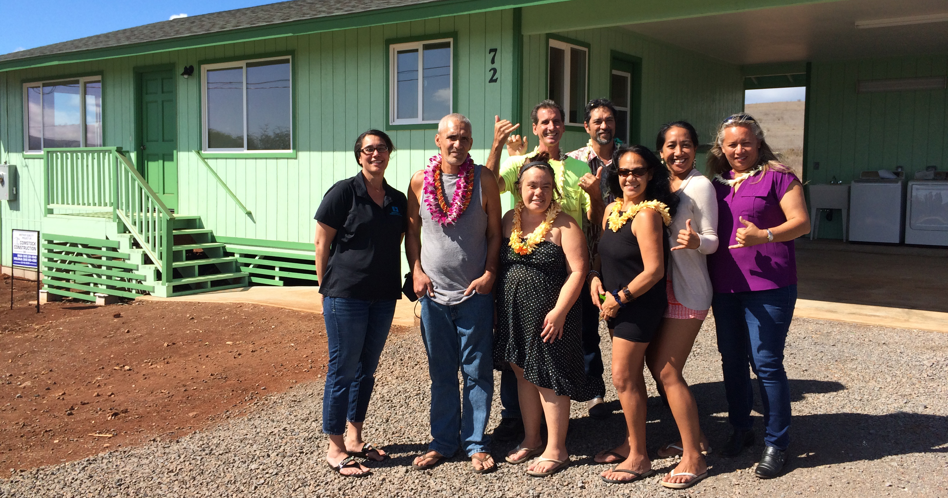 Department Of Hawaiian Home Lands First Homesteaders In