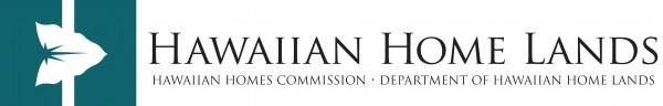 Hawaiian Home Lands Logo Horizontal