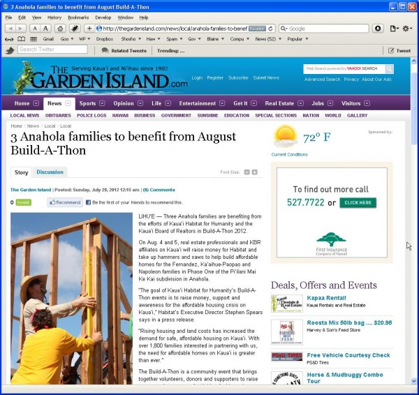 The Garden Island - http://www.thegardenisland.com