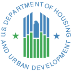 U.S. HUD Housing and Urban Development Logo