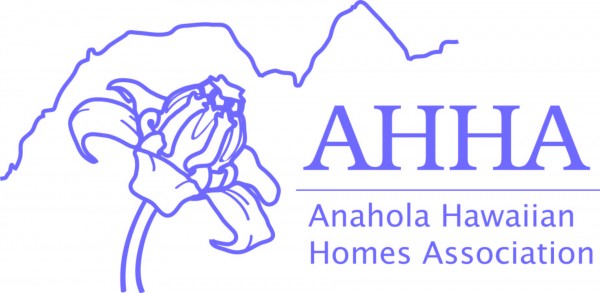 Anahola Hawaiian Homes Association Logo
