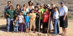 KĀNEHILI, O'AHU -- The Heanu & Mahoe families joined Habitat for Humanity Leeward O'ahu and the Department of Hawaiian Home Lands at a groundbreaking ceremony for their future homes in the Hawaiian homestead community of Kānehili, O'ahu, this past Saturday.
