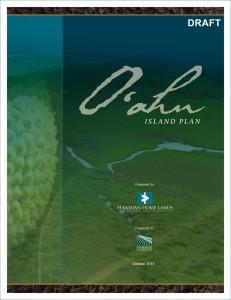 Draft O'ahu Island Plan