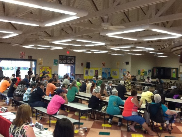 Kaua'i Community Meeting